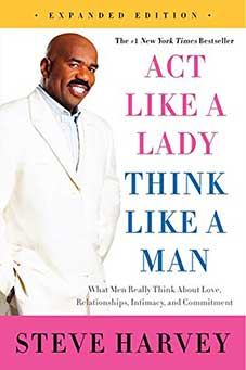Cover of the book Act Like a Lady, Think Like a Man by Steve Harvey