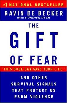 Cover of the book The Gift of Fear by Gavin de Becker