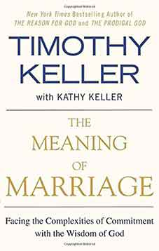 Cover of the book The Meaning of Marriage by Timothy Keller
