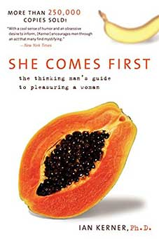 Cover of the book of She Comes First by Ian Kerner