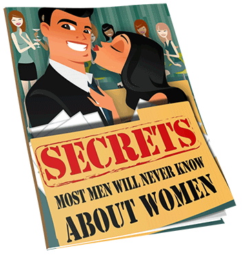 Ebook Cover: Secrets Most Men Will Never Know About Women