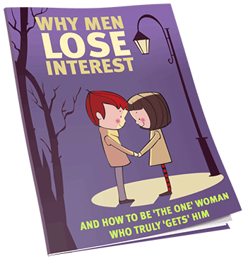 Ebook Cover: Why Men Lose Interest