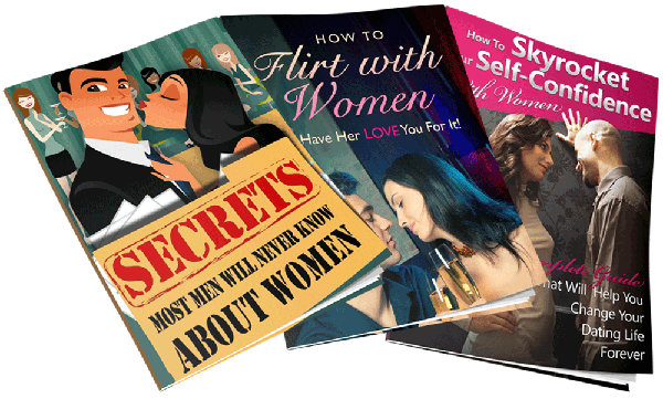 Ebook Covers: Dating Tips for Men