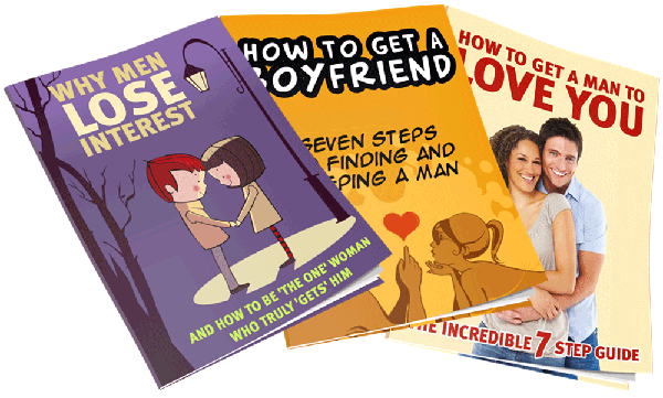 Ebook Covers: Dating Tips for Women