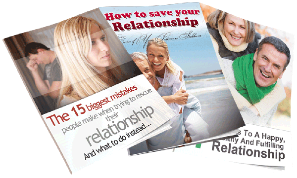 Ebook Covers: Save Your Relationship